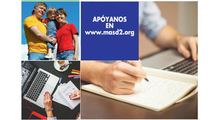 La asociación de Familias Numerosas de Canarias +D2 ha puesto en marcha una campaña de crowdfunding para abrir una oficina en Las Palmas de Gran Canaria.