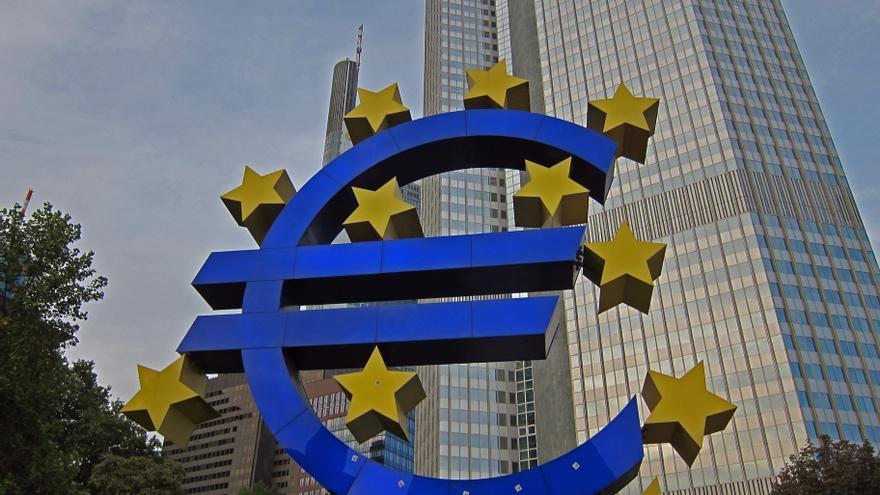 Sede del Banco Central Europeo (BCE) en Fráncfort. FOTO: Jim Woodward.