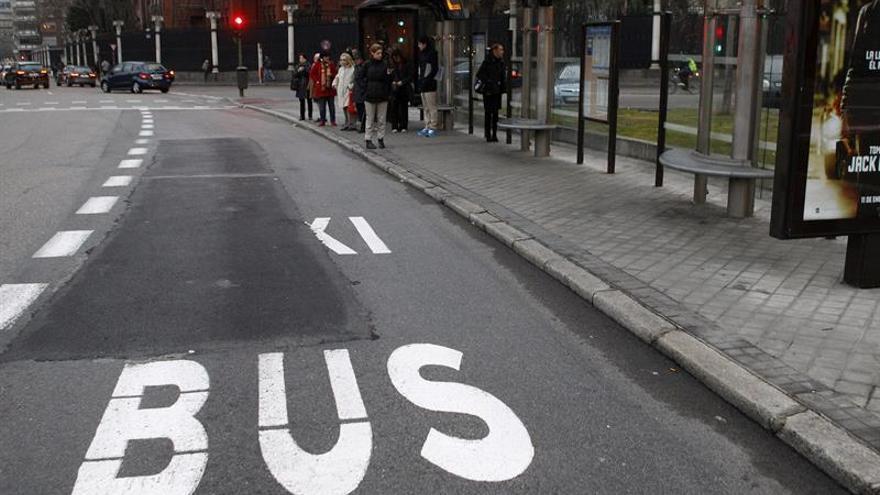 La oferta de plazas en autobuses aumentará un 40 por ciento este fin de semana