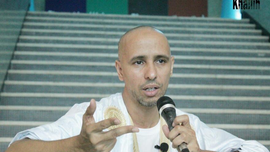Mohamedou Ould Slahi. Imagen cedida.