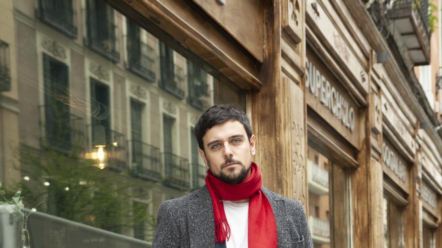 Diego S. Garrocho, autor de 'Sobre la nostalgia'.