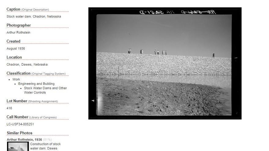 90.000 fotografías recogidas en un mapa interactivo