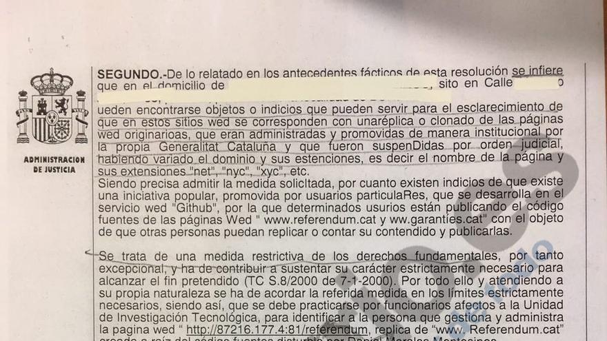 Auto de la jueza de Paterna (2)