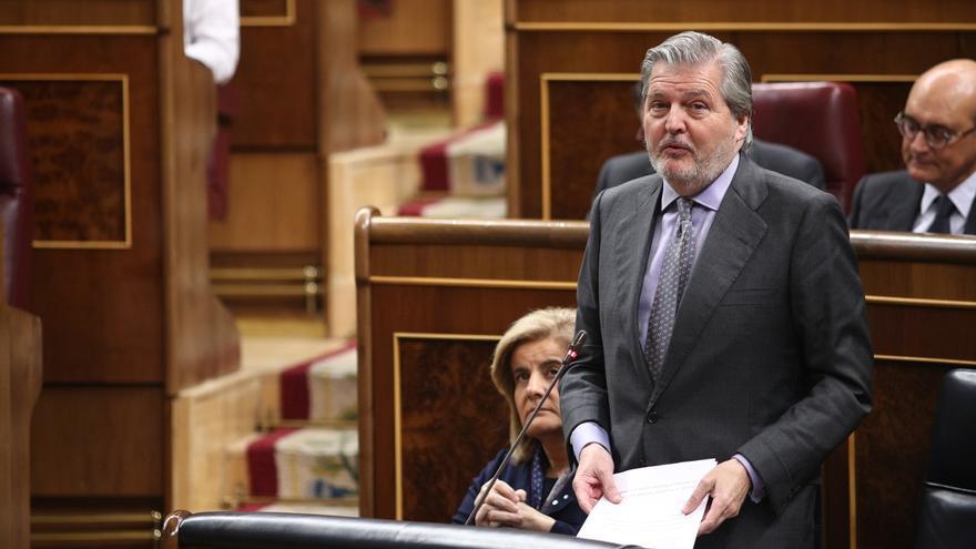 Méndez de Vigo, interrogado mañana en el Congreso sobre el prestigio de la Universidad tras el caso de Cifuentes