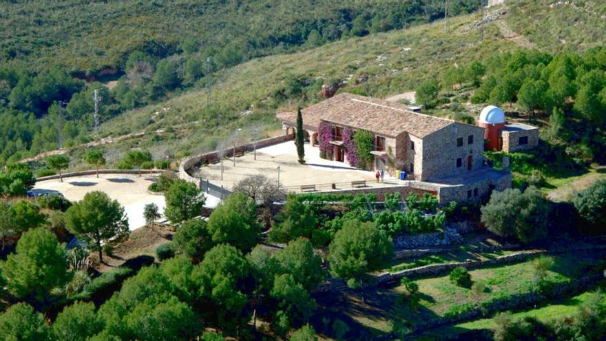 Cal Ganxo, la residencia donde viven 35 menores migrantes y que fue asaltada este fin de semana