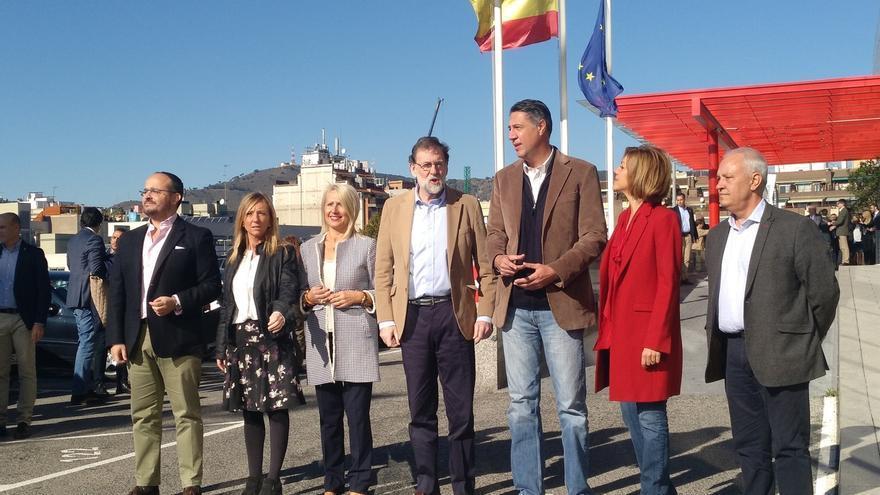 """Cospedal avisa de que """"no se puede perdonar a los que han fracturado"""" Cataluña"""