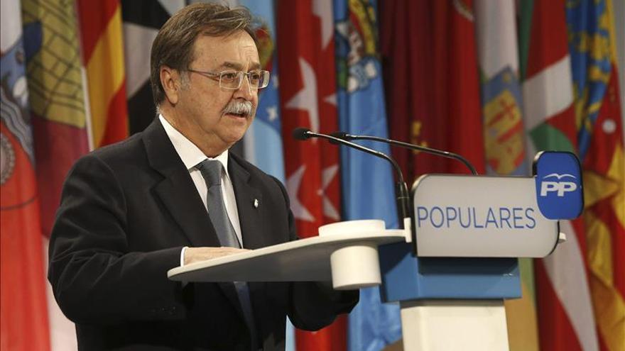 El presidente de Ceuta entiende la desafección pero dice que el bipartidismo ha permitido el progreso