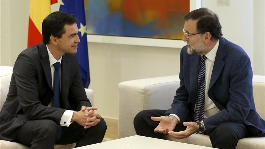 Herzog urge a Rajoy a acudir a la vía penal contra los independentistas