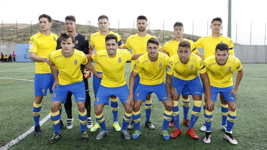 Plantilla de Las Palmas Atlético (@UDLP_Oficial)