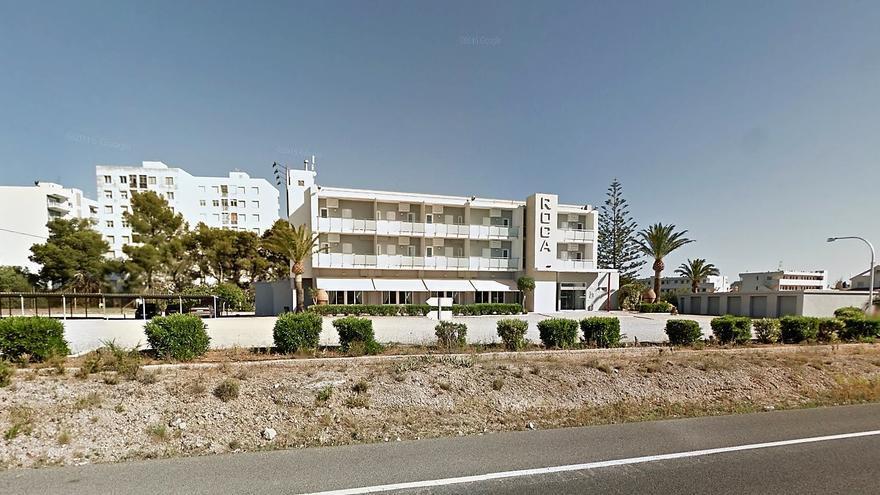 El Hotel Roca de Vinaròs