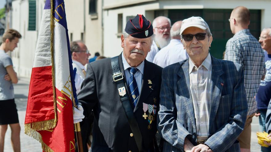 España homenajeará por primera vez al último superviviente de Mauthausen