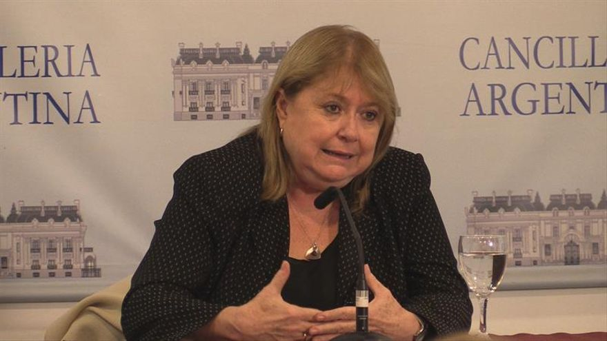 Argentina presenta a la canciller Susana Malcorra como candidata a la Secretaría de la ONU