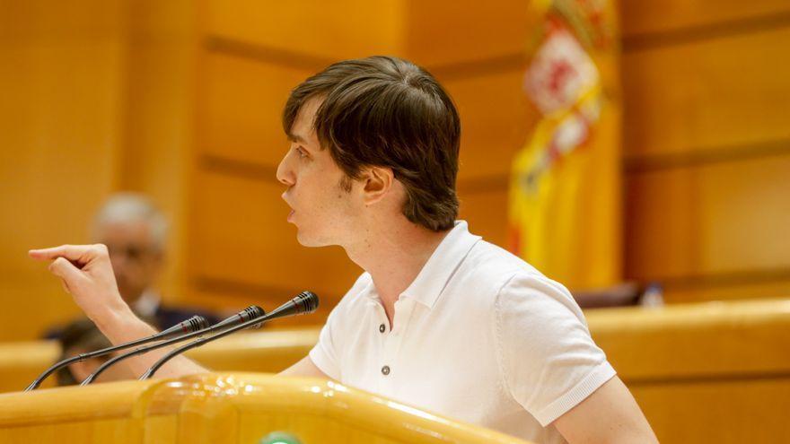 Más Madrid pide a Interior investigar si un policía golpeó y llamó