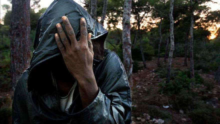 Los subsaharianos en Marruecos sobreviven a la ilegalidad, el frío y el hambre