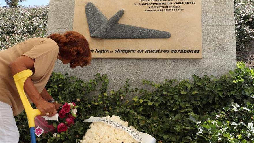 Décimo aniversario de la tragedia de Spanair