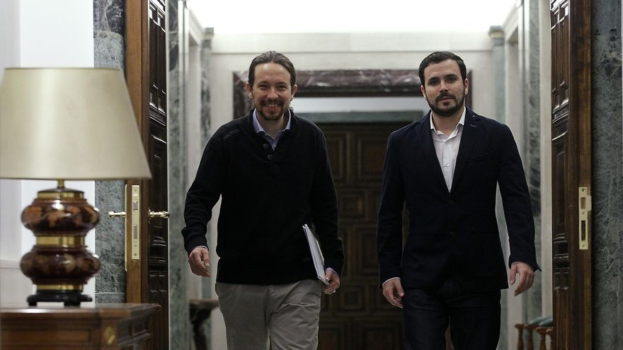 """Errejón insiste en acuerdos """"territoriales"""" con IU mientras la alianza estatal se abre paso en Podemos"""