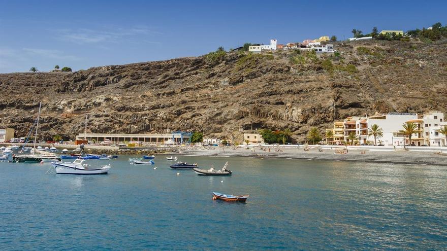 Población costera en Canarias
