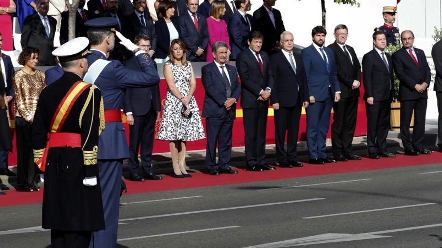 """Revilla asegura que tuvo """"bronca"""" con Rajoy el 12-O por la deuda del Estado con Cantabria"""