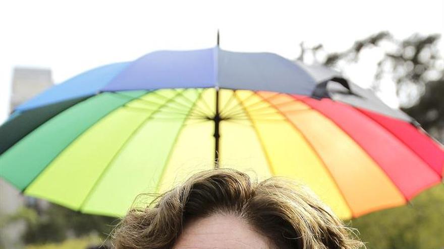 Un millar de personas se manifiesta por la pluralidad sexual en Barcelona