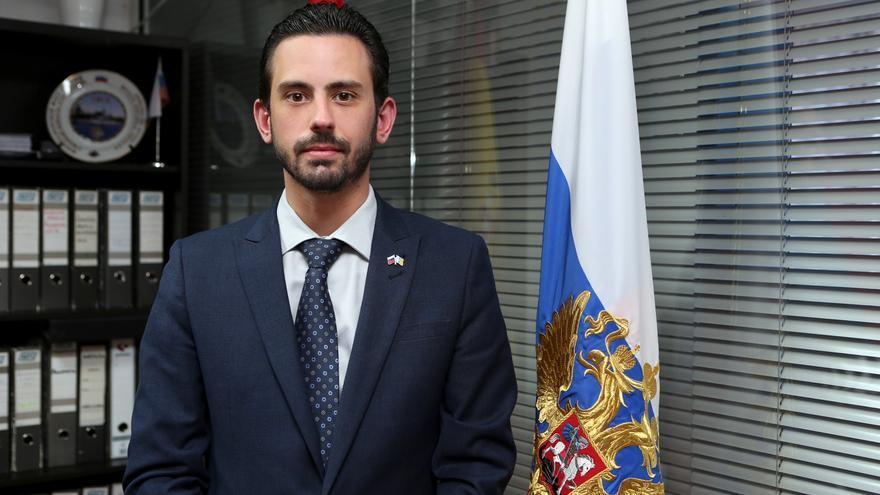 José Antonio Penichet Sánchez, abogado del Consulado de Rusia en Canarias