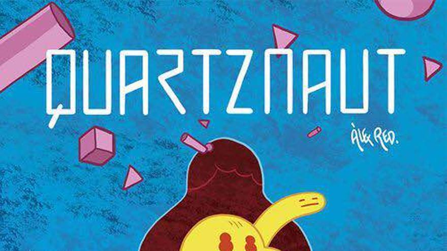 Quartznaut, el poético universo de Álex Red