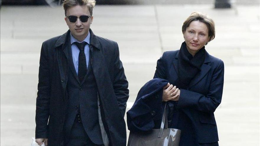 La mayor radiactividad en el caso Litvinenko se detectó en toallas de hotel
