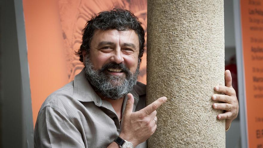 El actor gaditano Paco Tous.
