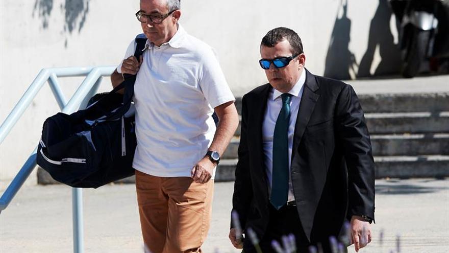 DIEGO TORRES INGRESA EN LA CÁRCEL DE BRIANS 2 PARA CUMPLIR CONDENA DE 5 AÑOS