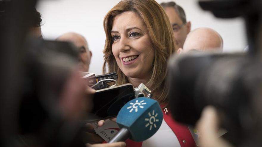 González, Guerra, Zapatero y Rubalcaba apoyarán el domingo a Díaz en Madrid