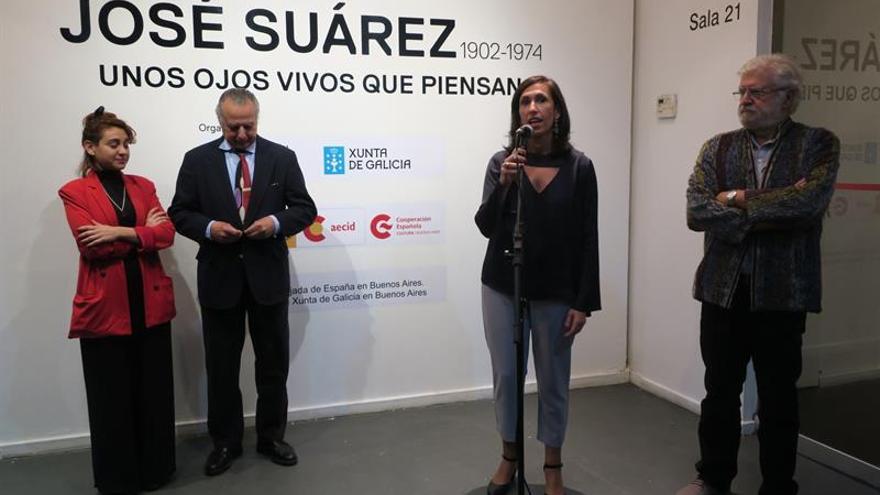 Argentina acoge el primer monográfico del fotógrafo español José Suárez