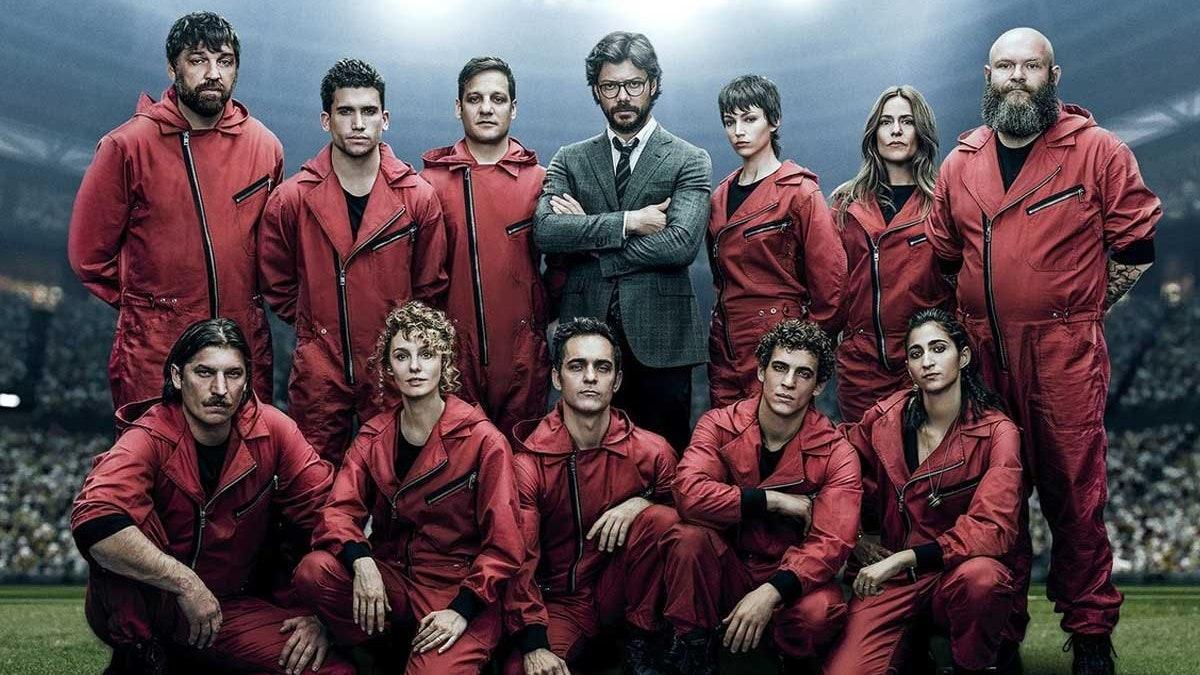 La Casa de Papel presenta su temporada 5, dividida en dos partes, a partir del 3 de septiembre.