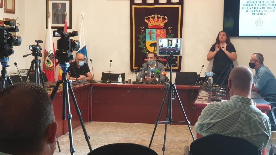 Breña Alta activa un plan de dinamización del sector cultural en su estrategia de recuperación socioeconómica