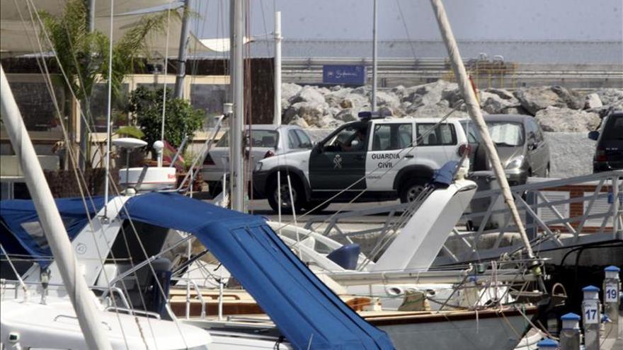 Detenidos patrón y dueño de la embarcación tiroteada en aguas marroquíes