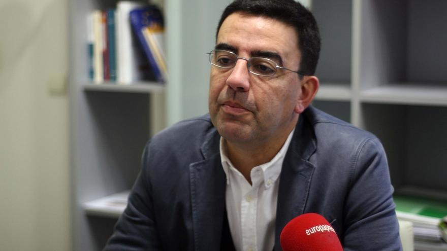 Mario Jiménez seguirá como portavoz parlamentario del PSOE andaluz
