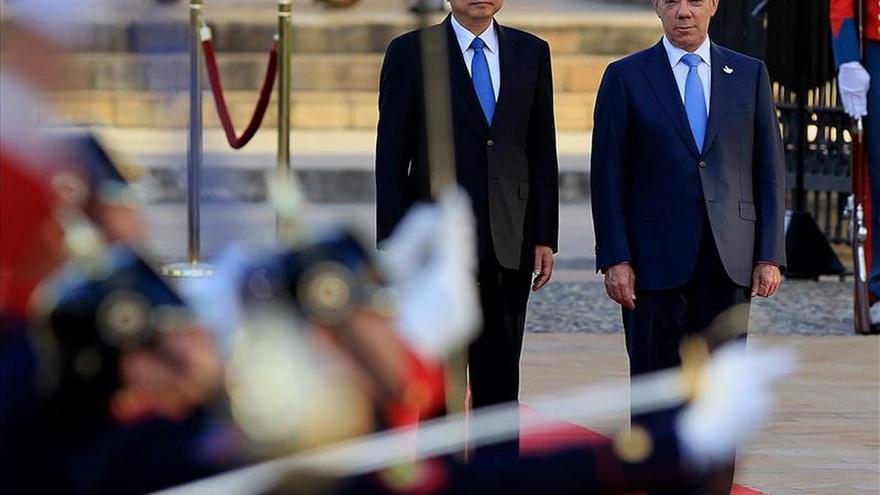 Colombia y China negociarán un Tratado de Libre Comercio