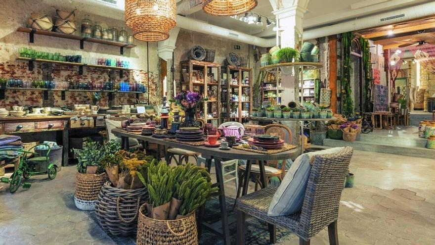 Floristerías, tiendas de decoración, TimeOut