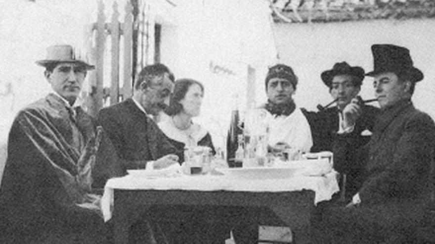 La Orden de Toledo en el Restaurante Venta de Aires