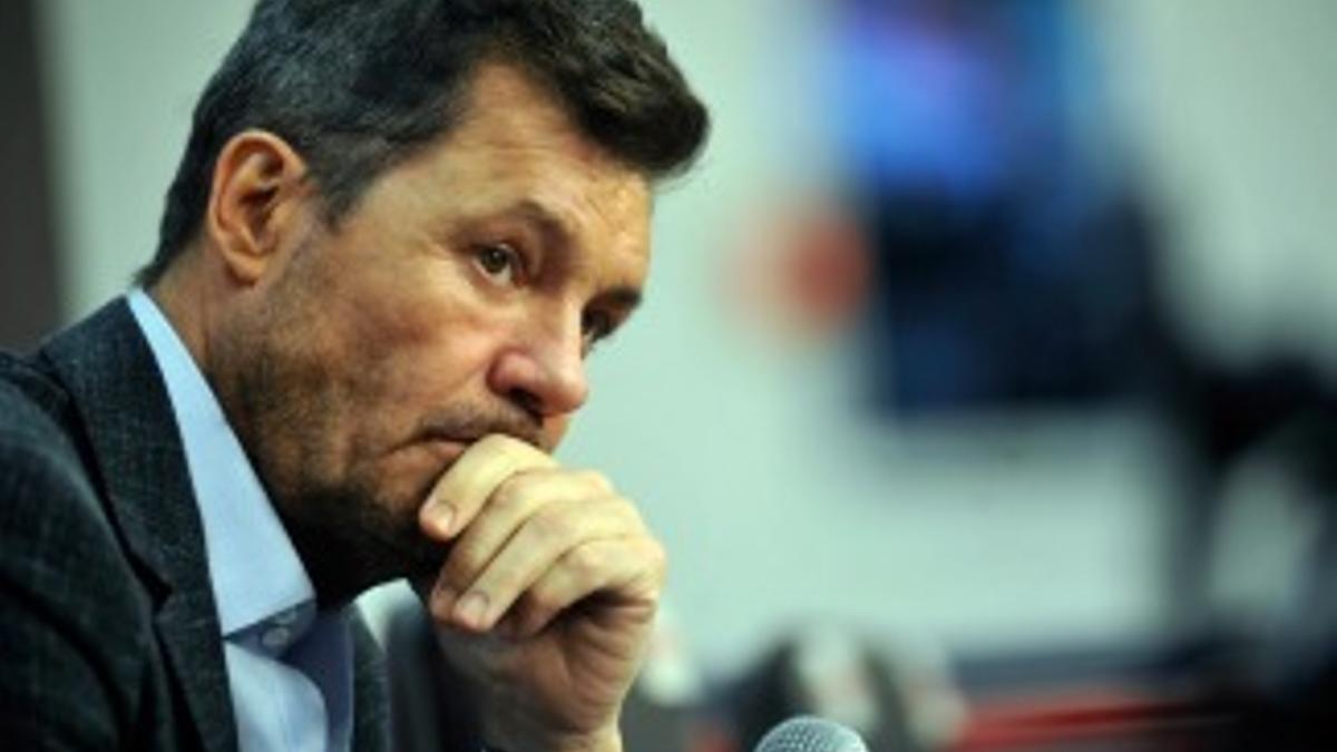 El presidente de la Liga de Futbol, enemigo declarado de Disney.