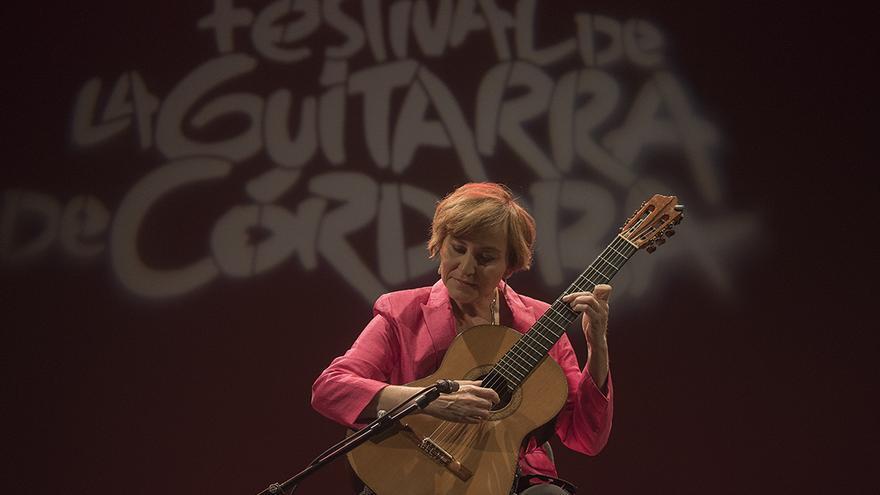 Festival de la Guitarra, Teatro Góngora
