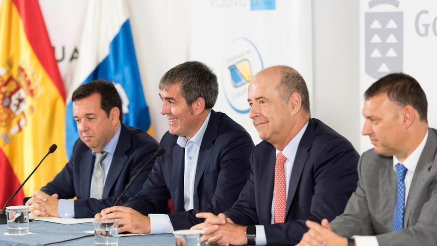 Presentación de la nueva campaña 'Elaborado en Canarias', este lunes en Las Palmas