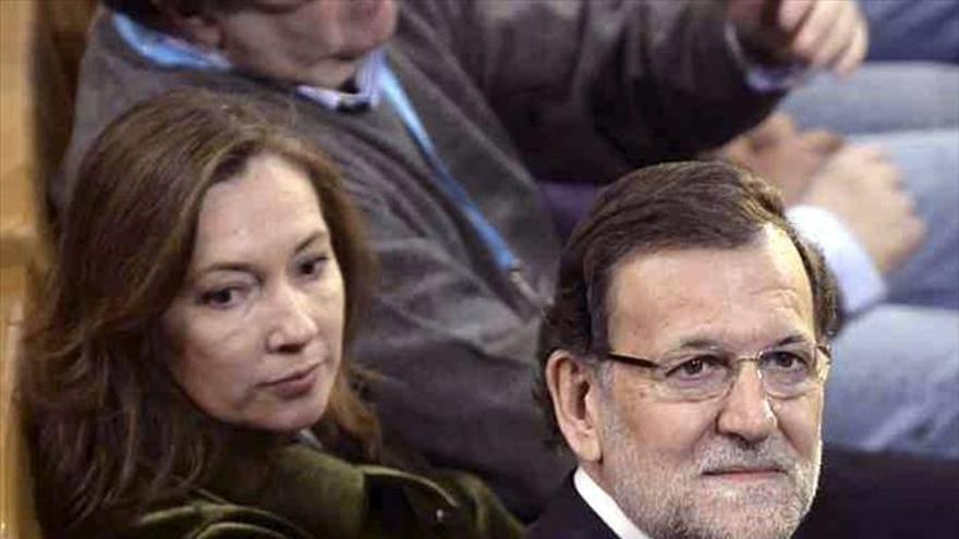 Rajoy promete una reforma que prolongue la bajada de impuestos varios años