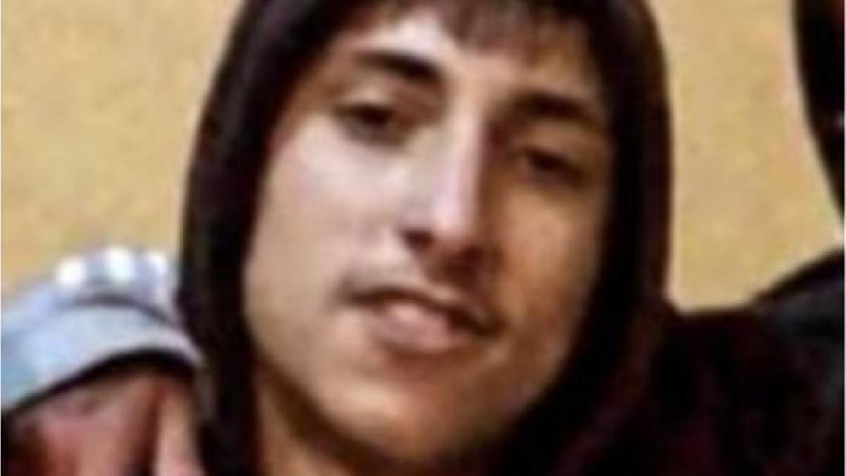 Daniel González, desaparecido en San Cristóbal de La Laguna