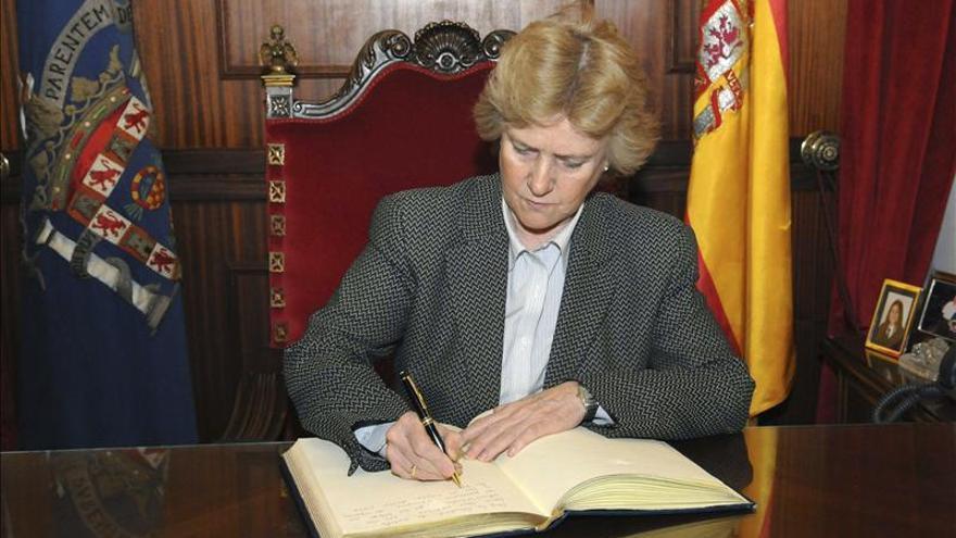 Soledad Becerril propone reducir las tasas judiciales en primera instancia