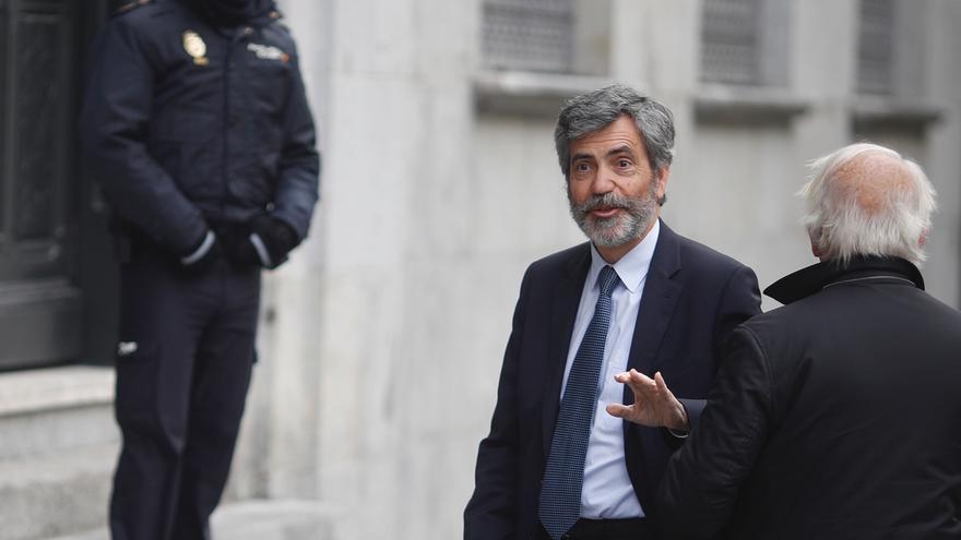 """Bruselas no ve problemas """"sistémicos"""" ni razones de preocupación en el sistema judicial español"""