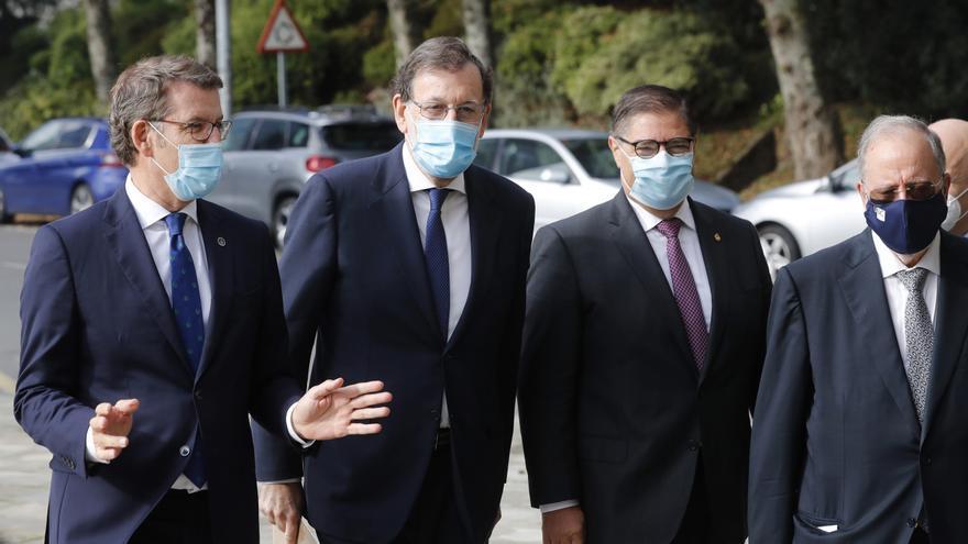 """Rajoy advierte contra """"barra libre"""" en gasto público para salir de la crisis"""