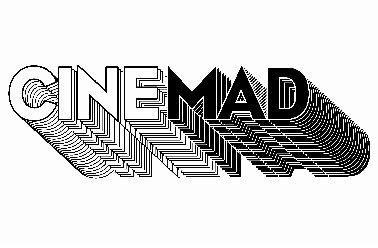 Logo CINEMAD B/N
