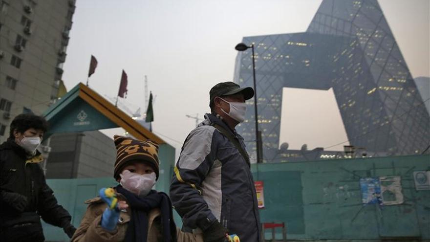 Pekín levanta la alerta roja por contaminación tras 48 horas