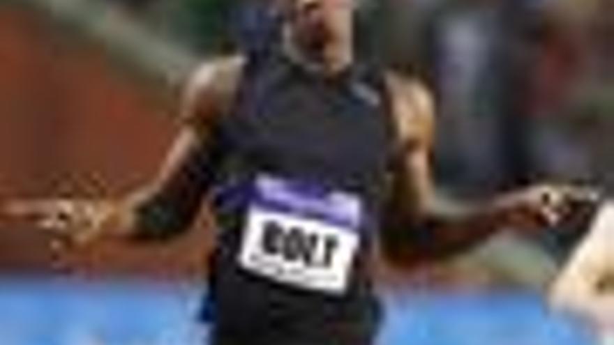 """Bolt: """"Tan pronto como alguien corre rápido hay siempre un problema"""""""