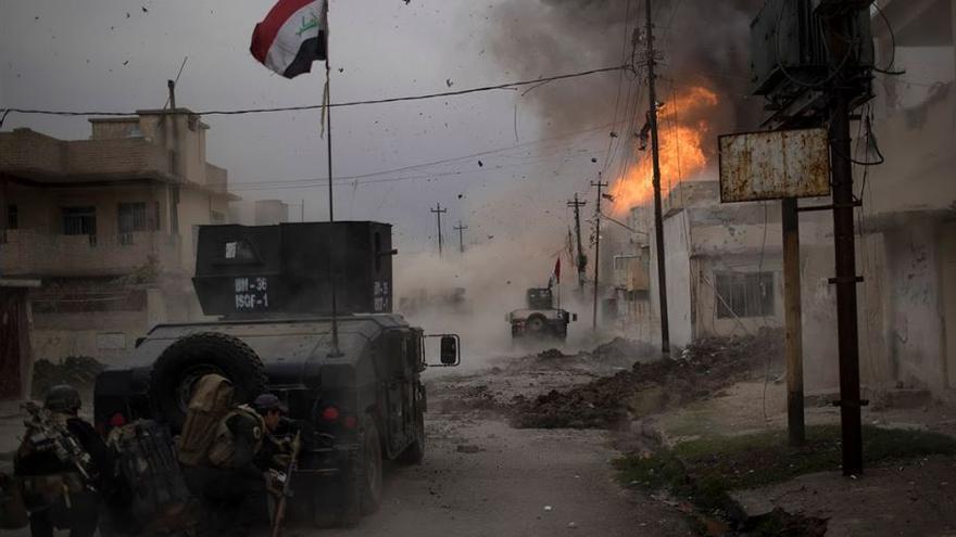 Battle for Mosul / Felipe Dana, Brazil, The Associated Press