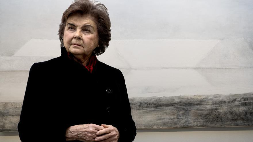 Carmen Laffón, referente artístico femenino de su generación